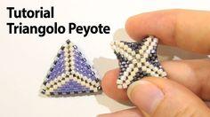 Sarubbest: tutorial triangolo con la tecnica Peyote e altre informazioni...