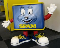 Don't miss the SPAM Museum in Austin, MN.