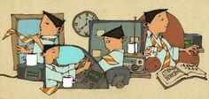 Work Day | The Art of Nicholas McNally