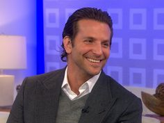 Bradley Cooper tells 'everybody' he's De Niro's friend