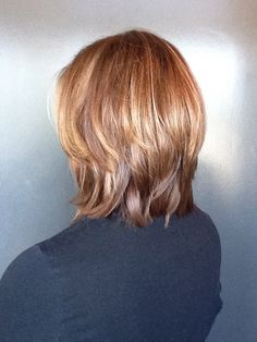 long bob haircut