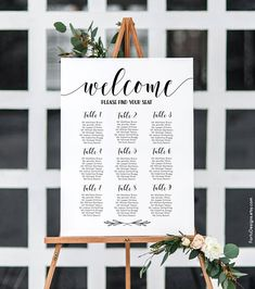 Custom Wedding Seating Charts. Order your custom sign at Boardman Printing. Visit us on Facebook/BoardmanPrinting
