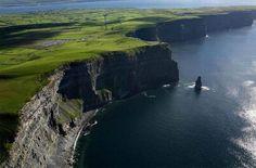 11.  « Cliff Of Moher », Irlande