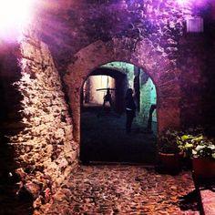 Houses & Arches  Sardinia