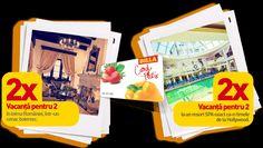 Vacanța voastră romantică începe cu un drum la BILLA!