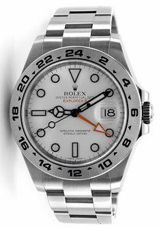 Ferro Jewelers - Watches | ROLEX EXPLORER II