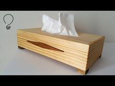 Tissue Cover Box