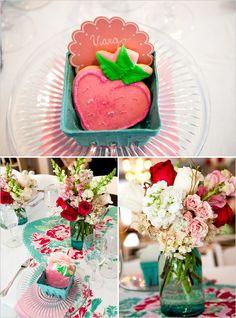 Strawberry Shortcake Bridal Shower