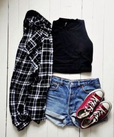 Cute Summer Outfits For Teens 97