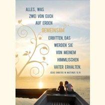 Postkarte - Gemeinsam erbitten