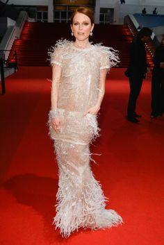Julianne Moore in Chanel 2014