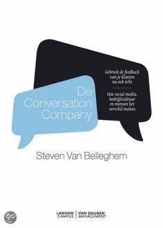 Bedrijven weten niet wat er allemaal over hen gezegd wordt. Er is dus een hoop onbenut conversatiepotentieel. Bedrijven kunnen al heel veel van dat potentieel ondervangen door actiever te luisteren, te faciliteren en te participeren. In het boek vind je een uitgebreide handleiding hoe je ook een 'conversation company' wordt.