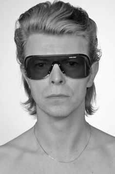 David Bowie photographed by Denis O'Regan.