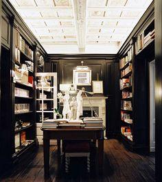 Library #GISSLER #interiordesign