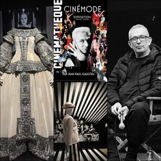 RUNWAY MAGAZINE ® - International Twofold Media known Worldwide, published by ELEONORA DE GRAY, based in Paris, France. Jean Paul Gaultier in Cinematheque . Exposition Cinemoda. Interview with Jean Paul Gaultier by Eleonora de Gray. The post Jean Paul Gaultier in Cinematheque appeared first on RUNWAY MAGAZINE ® Official. Runway Magazine, Jean Paul Gaultier, Paris France, Interview, Articles, Gray, Grey
