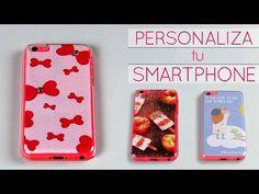 Personaliza tu móvil decorando la carcasa http://ini.es/1uTkiwG #Carcasa, #Decoración, #DIY, #Móvil