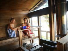 Article Au sauna avec les Finlandais