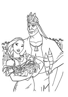 Printable Pocahontas Coloring Pages. Do you look for Disney Pocahontas Coloring Pages? Disney Coloring Sheets, Disney Princess Coloring Pages, Disney Princess Colors, Mermaid Coloring Pages, Cat Coloring Page, Disney Colors, Cool Coloring Pages, Cartoon Coloring Pages, Free Printable Coloring Pages