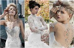 Svadobné šaty Pnina Tornai II. - KAMzaKRÁSOU.sk #kamzakrasou #krasa #love #holiday #wedding #dress #weddingdress #weddingday #weddingdecoration #weddingcelebration