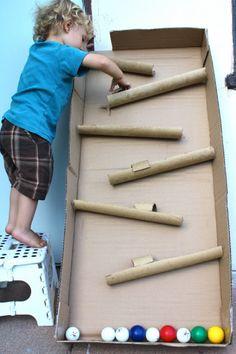 Ball Maze | Lesson Plans | CraftGossip.com