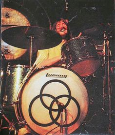 John Bonham-Led Zeppelin........