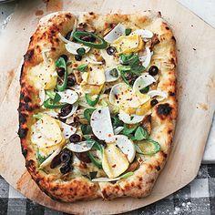 Southern Living Backyard Pizza Party Recipes