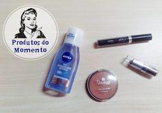 Vintage Pri - Produtos do momento #2! #vintagepri #beleza #resenha #beauty