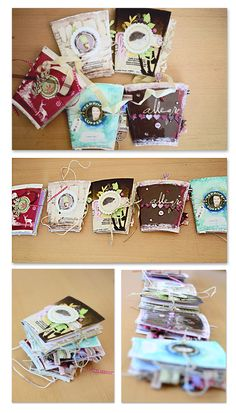 Coffee mini albums