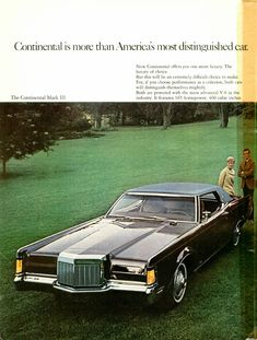 1969 Lincoln Continental Mark III-2 | Flickr - Photo Sharing!