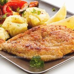 Smażona ryba w marynacie #Poland #eattoyourheartscontent Seafood Dishes, Fish And Seafood, Seafood Recipes, Cooking Recipes, Polish Recipes, Polish Food, Recipes From Heaven, Good Food, Food And Drink