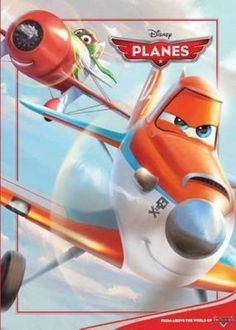 From the makers of 'Cars' - Disney Planes party theme in stock next week