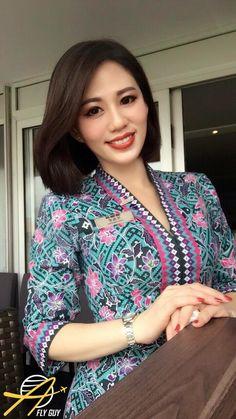 【Malaysia】Malaysia Airlines cabin crew / マレーシア航空 客室乗務員【マレーシア】