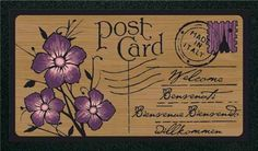 CARD 70x40                                     Goma reciclada - 10€