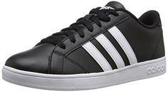 adidas NEO Women's Baseline W Casual Sneaker,Black/White/... http://www.amazon.com/dp/B010NLFOMY/ref=cm_sw_r_pi_dp_lJotxb0JJXK18