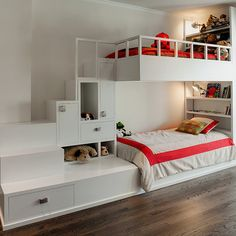 Long Narrow Bedroom Design Ideas, Pictures, Remodel, and Decor