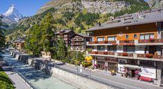 Hotel Beau-Rivage, www.brzermatt.upps.ch, Das Hotel Beau-Rivage ist ein kleiner Familienbetrieb mit 30 Betten. Es wird von der Familie Julen persönlich geführt. Max Julen war Olympiasieger 1984 in Sarajevo im Riesenslalom. Er ist verheiratet und hat drei Kinder.  Das Hotel Beau-Rivage ist im Herzen von Zermatt sehr zentral gelegen und hat einen freien Blick aufs Matterhorn. Es ist mit seiner einmaligen und familiären Atmosphäre jedes Jahr ein neues Erlebnis.