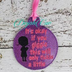 Hey, I found this really awesome Etsy listing at https://www.etsy.com/listing/220662572/ith-giggle-ornament