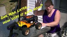 UPDATED Review Of My HSP Pro 88046 Brushless RC Hot Rod Monster Truck On...