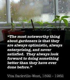 Gardener's quote