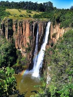 The KwaZulu-Natal Midlands are breathtakingly beautiful. With plenty to see and do, here is my top pick of things to check out while you're in the area. Stuff To Do, Things To Do, Kwazulu Natal, South Africa, Waterfall, Travel, Outdoor, Beautiful, Things To Make