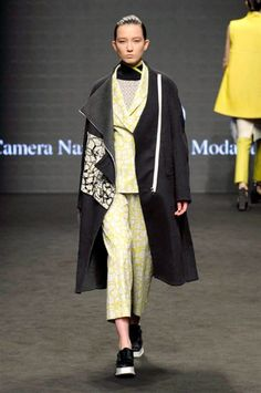 Milano Fashion Week FW 2015-2016 Next Generation #NextGeneration #catwalk #Milan #moda #modadonna #sfilate