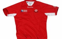 Rugby Shirts Kooga Georgia Rugby World Cup Shirt 2011 Official Georgia 2011 Rugby World Cup Home Shirt available to buy online. This is the official Georgian Rugby Jersey worn in the 2011 Rugby World Cup Finals. The shirt is manufactured by Kooga and ava http://www.comparestoreprices.co.uk/football-shirts/rugby-shirts-kooga-georgia-rugby-world-cup-shirt-2011.asp