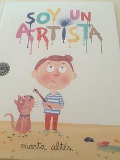 """El libro perfecto para todos aquellos niños que disfrutan haciendo arte. Al protagonista de """"Soy un artista"""" le encantan los colores, las formas, las texturas y TODO lo que le inspira: …"""