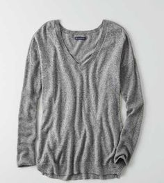 AEO V-Neck Pullover Sweater