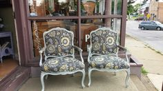 Hey, I found this really awesome Etsy listing at https://www.etsy.com/listing/192489971/gorgeous-pair-of-vintage-custom-painted