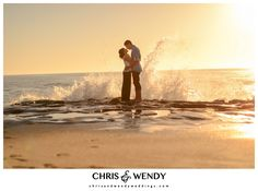 Helpful Tips: What to Wear for Beach Engagement Pictures. Engagement session and photos.