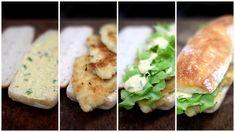 Euamo peixe e amo sanduíche e logo, amo mais ainda quando juntamos as duas coisas. Aqui a inspiração foi o Mc Fish. Tudo que tem no sanduíche da rede tá aqui: o peixe empanado, o mo…