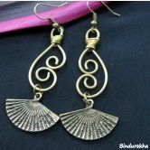 Wirework_Fan_Earrings