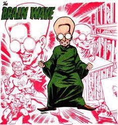 Brain Wave   Henry King, Sr. (New Earth)