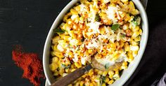 How do you cook super easy smoky creamed corn? get instruction detail. This corn is destined to be much more than veg to your meat and three Youll love this speedy side as part of your dinner menu Vegetarian Recipes, Cooking Recipes, Healthy Recipes, Healthy Food, Weber Recipes, Creamed Corn Recipes, Cooking Cream, Summer Dishes, Food Tasting